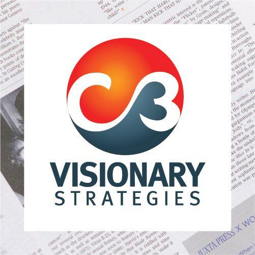 C3 Visionary Strategies Logo Tile
