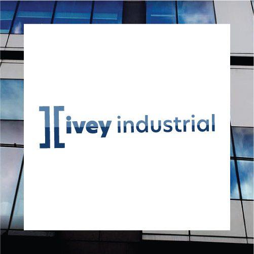 Ivey Industrial Logo Tile