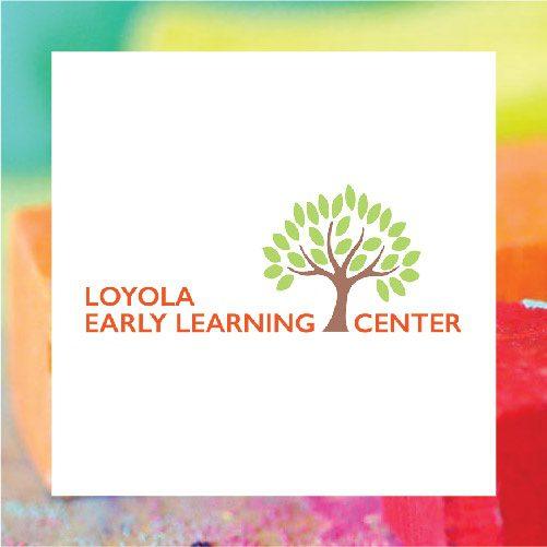 Loyola Early Learning Center Logo Tile