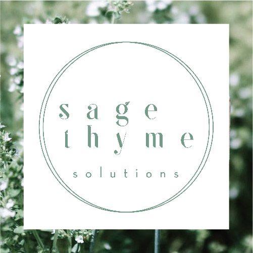 Sage Time Solutions Logo Tile