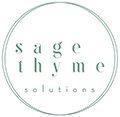 SageThyme Solutions Logo